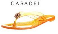 CASADEI カサディのサンダル
